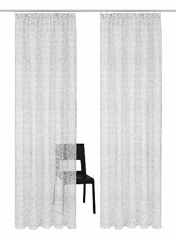 Záclona, Guido Maria Kretschmer Home & Living, »Guido-Love« (2 ks)