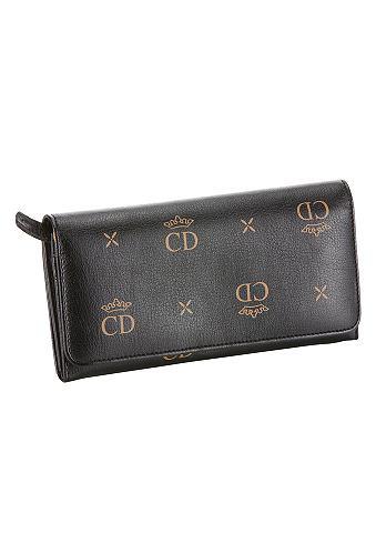 CD Dámská peněženka, CD černá