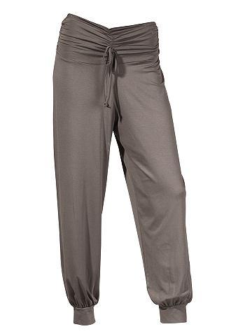 Harémové kalhoty