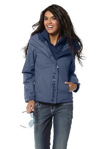 Kangaroos® Kangaroos Kabát modrá - standardní velikost 44