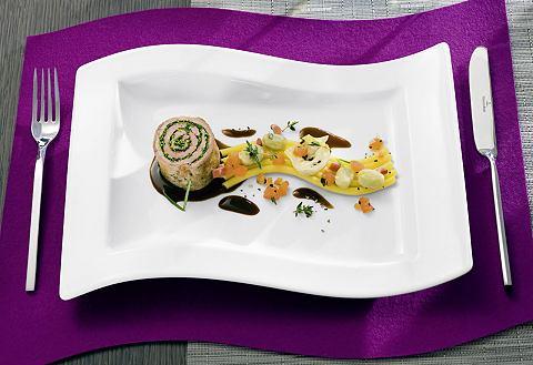 Mělký talíř, Villeroy & Boch »nová vlna« (2 ks)