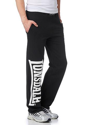 LONSDALE Lonsdale Sportovní kalhoty »RAFTY« černá - standardní velikost XXL (58)