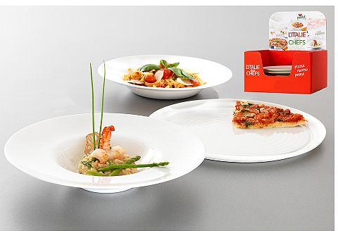 RITZENHOFF & BREKER Porcelánová sada Zenix® Sada talířů na pizzu, 2 ks