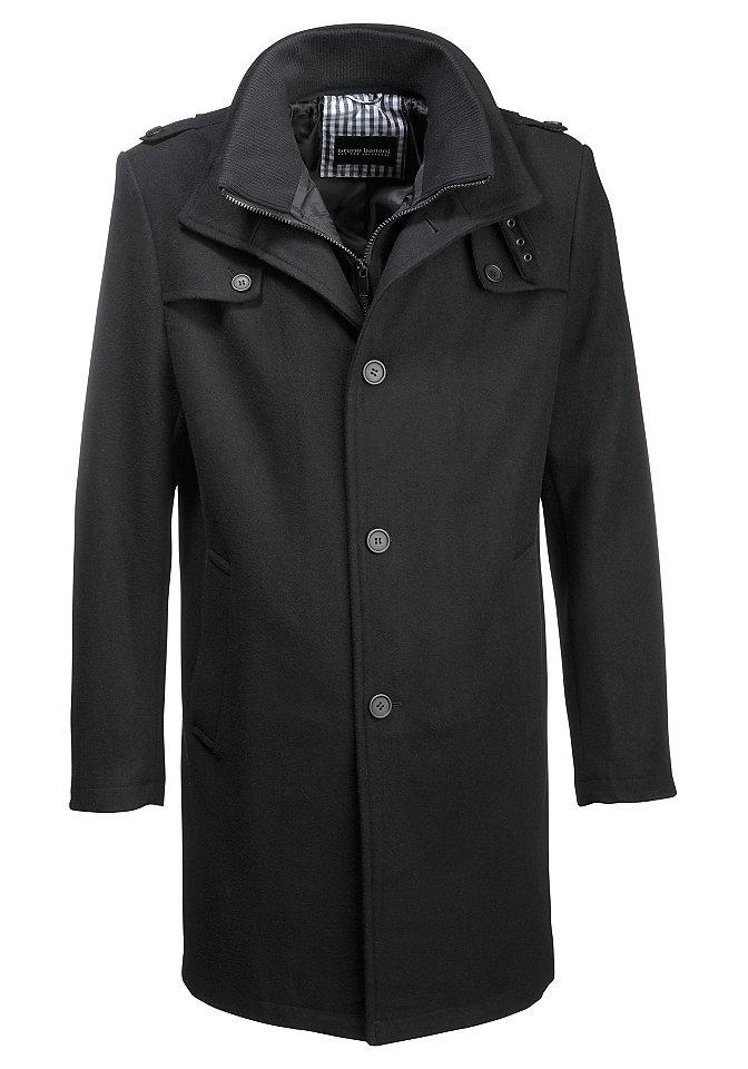 Шерстяное пальт Otto