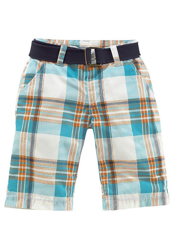 Arizona бермуды и пояс (набор из 2 частей) OttoБрюки и джинсы<br>Прекрасные бермуды длиной до колен из ткани в клетку с втачными карманами и накладными задними карманами. К модели прилагается текстильный ремень. br&gt; 100% хлопок<br><br>Size DE: 164<br>Colour: белый<br>Gender: Мужской<br>Age: Детский<br>Material: Верх: 65% полиэстер / 35% хлопок