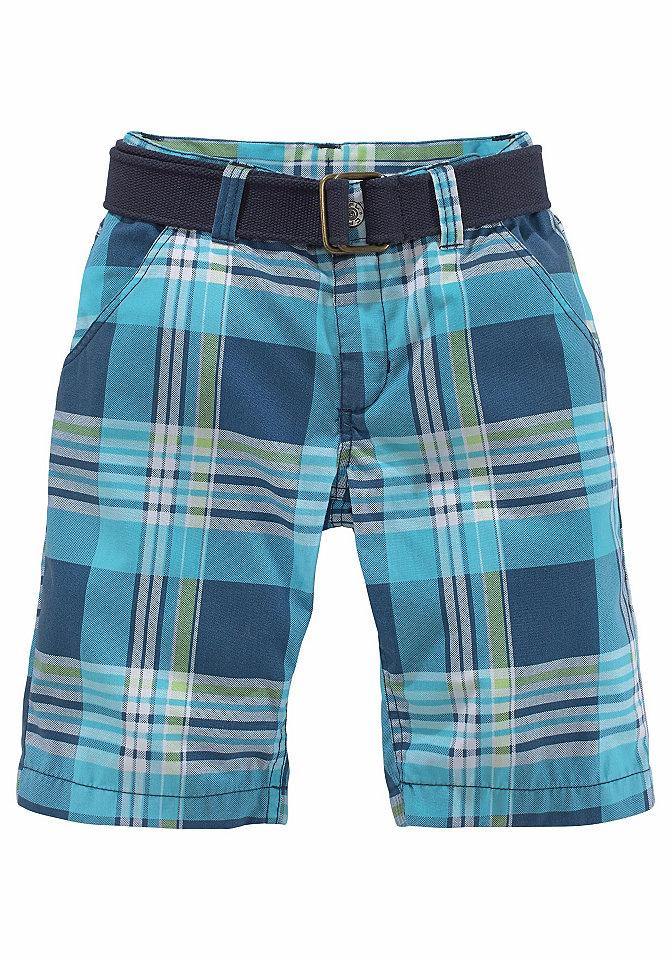 Arizona бермуды и пояс (набор из 2 частей) OttoБрюки и джинсы<br>Прекрасные бермуды длиной до колен из ткани в клетку с втачными карманами и накладными задними карманами. К модели прилагается текстильный ремень. br&gt; 100% хлопок<br><br>Size DE: 146<br>Colour: синий<br>Gender: Мужской<br>Age: Детский<br>Material: Верх: 65% полиэстер / 35% хлопок