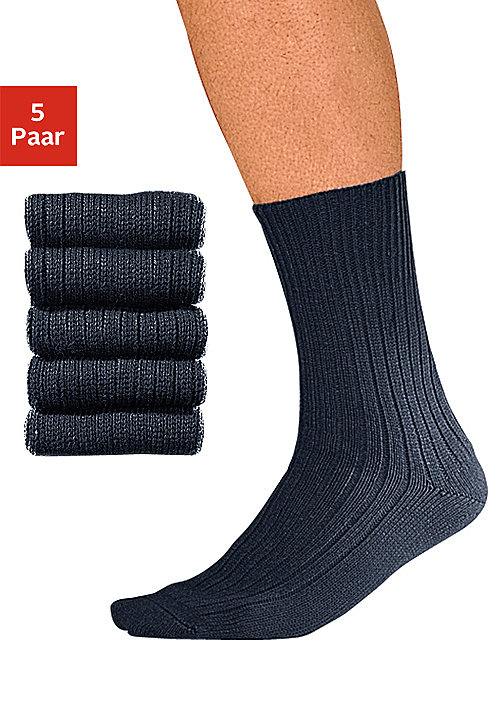 Комплект: Носки для работы, короткие (5 пар) Otto