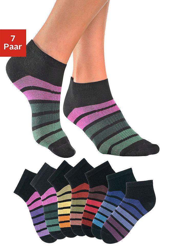 Комплект: Короткие носки, H.I.S. Socks (7 пар) Otto