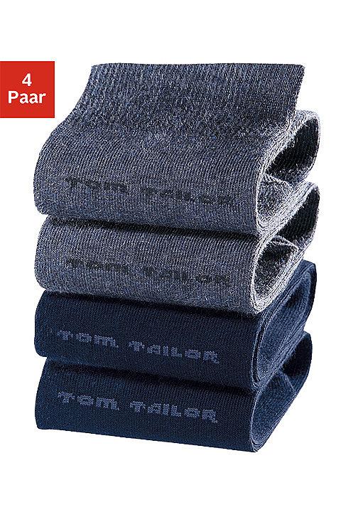 Мужские носки, Tom Tailor (4 пары) Otto