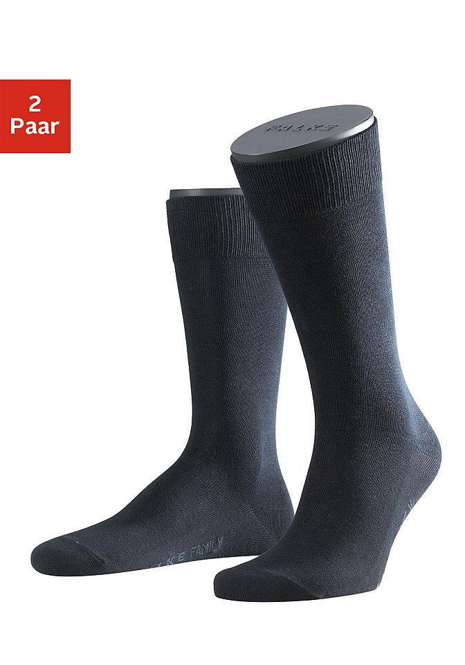 Мужские носки, Falke, «Family» (2 пары) Otto