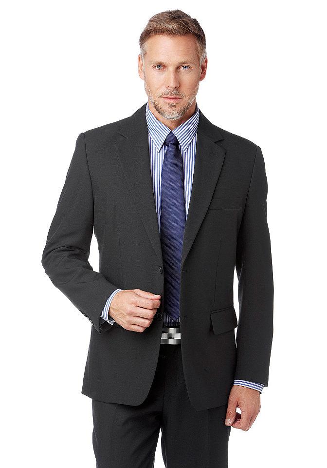 Пиджа OttoОфисная одежда<br>Элегантный костюмный пиджак марки Studio Coletti с застежкой на две пуговицы и тремя внутренними карманами. Тип изделия: Костюмный пиджак. покрой: Классический. Рекомендации по уходу: Химическая чистка. Состав: 100% полиэстер. Подкладка: 100% полиэстер.<br><br>Size DE: 28<br>Colour: черный<br>Gender: Мужской<br>Age: Взрослый<br>Material: Подкладка: 100% полиэстер;Верх: 100% полиэстер
