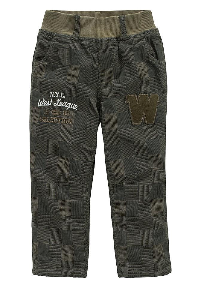 Свободные брюк OttoБрюки и джинсы<br>Материал верха: 100% хлопок. Подкладка: 100% хлопок.<br><br>Size DE: 104<br>Colour: разноцветный<br>Gender: Мужской<br>Age: Детский<br>Material: Подкладка: 100% хлопок;Верх: 100% хлопок