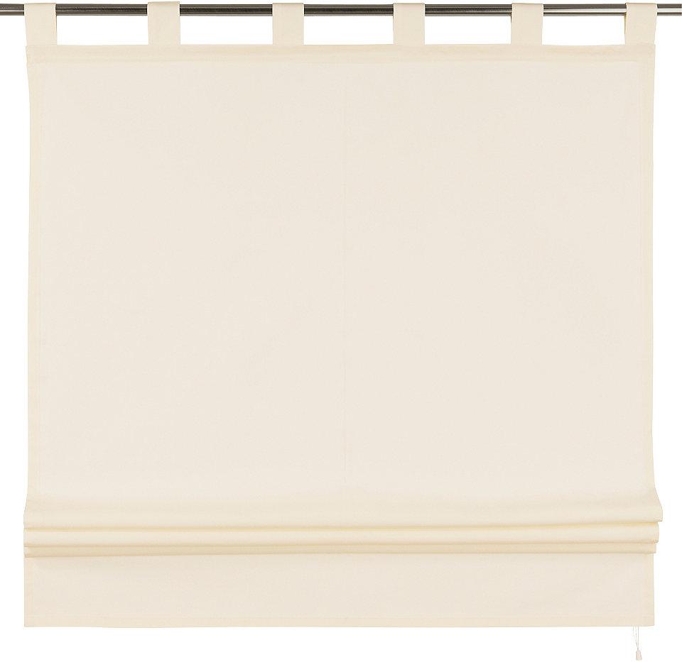 Занавеска Ecorepublic home; модель Salou (1 шт. в упаковке) OttoРимские шторы и жалюзи<br>Непрозрачная роликовая занавеска Salou марки Ecorepublic home изготовлена из натурального органического хлопка. Универсальные оттенки модели подойдут к любому интерьеру. Лицевая и изнаночная стороны имеют равномерную окраску. Полотно хорошо комбинируется с большинством гардин; особенно хорошо оно дополняет занавески одноименной серии Salou. Изделие поставляется со всеми необходимыми деталями для монтажа. Длину можно регулировать с помощью специальной ступенчатой конструкции. Потянув за боковой шнур; установите желаемое положение; создав эффектную драпировку. Состав: 100%-й хлопок. Рекомендована деликатная стирка при 30 °C. Занавеска особенно хорошо подходит для маленьких окон; например на кухне; где длинные модели непрактичны. Изготовление товара проходит при строгом контроле качества; гарантирующем отсутствие формальдегидов; тяжелых металлов; пестицидов и полихлорированных дифенилов. Органических хлопок имеет сертификат (CU818090GOTS-01.2013). Не содержит опасных для кожи веществ.<br><br>Size DE: 4<br>Colour: бежевый<br>Age: Взрослый<br>Material: Верх: 100% хлопок (органический)