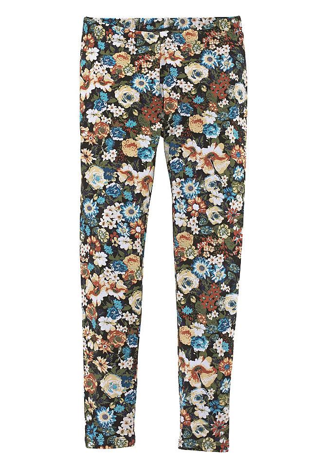Леггинс OttoБрюки и джинсы<br>Материал верха: 95% хлопок, 5% эластан.<br><br>Size DE: 164<br>Colour: разноцветный<br>Age: Детский<br>Material: Верх: 95% хлопок / 5% эластан