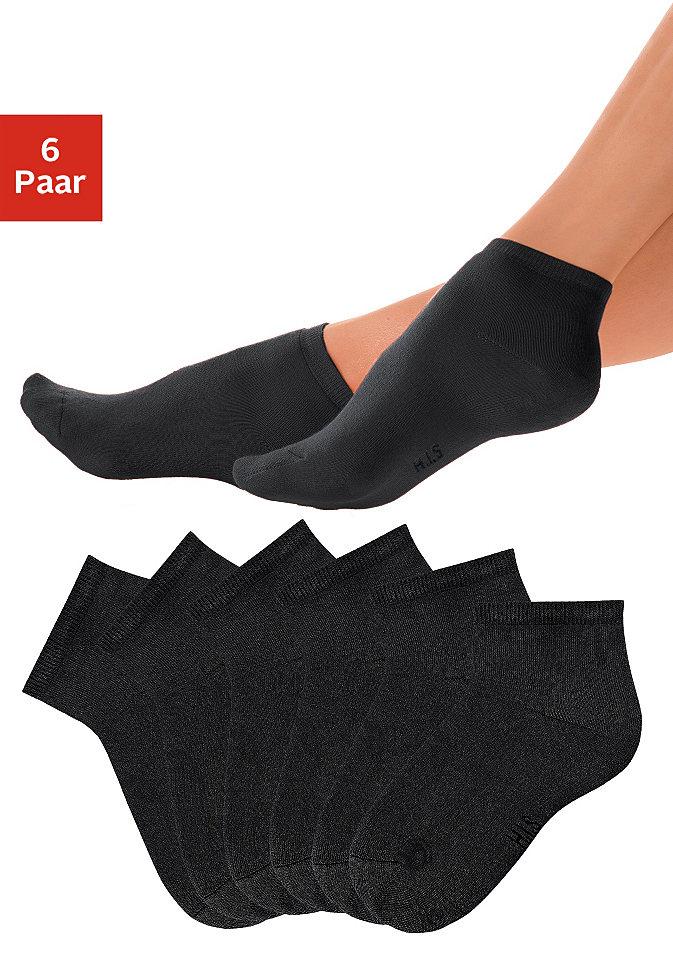 Короткие носки, H.I.S (6 пары) Otto
