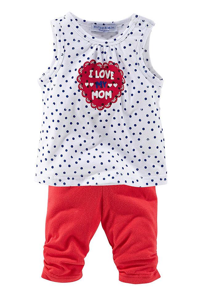 Маленькие шорты и леггинсы длиной 3/4 для детей (набор из 2 шт) Otto