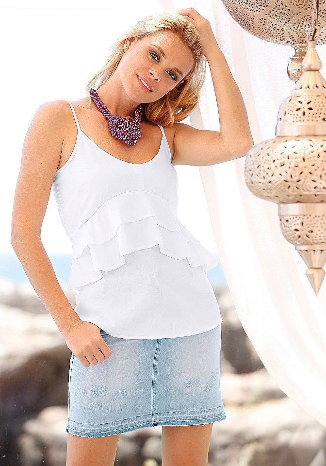 null 635941Миниюбки<br>Модель зауженного силуэта в винтажном стиле: с выбеленным эффектом и расклешенным низом. 5 карманов. Металлическая пуговица и заклепки спереди. Длина ок. 36 см. Слегка заниженная линия талии. Рекомендуется машинная стирка. 98% хлопок, 2% эластан.<br><br>Size DE: 40<br>Colour: синий<br>Gender: Женский<br>Age: Взрослый<br>Material: Верх: 98% хлопок / 2% эластан