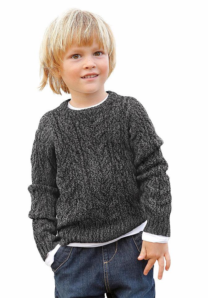 Пулове OttoПуловеры и вязаные вещи<br>Материал верха: 50% хлопок, 50% полиакрил.<br><br>Size DE: 116<br>Colour: синий<br>Gender: Мужской<br>Age: Детский<br>Material: Верх: 50% хлопок / 50% полиакрил