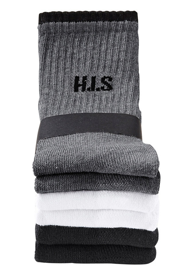 Спортивные носки, H.I.S (6 пар) Otto
