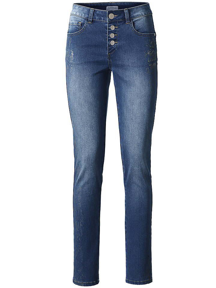 Моделирующие джинсы Otto