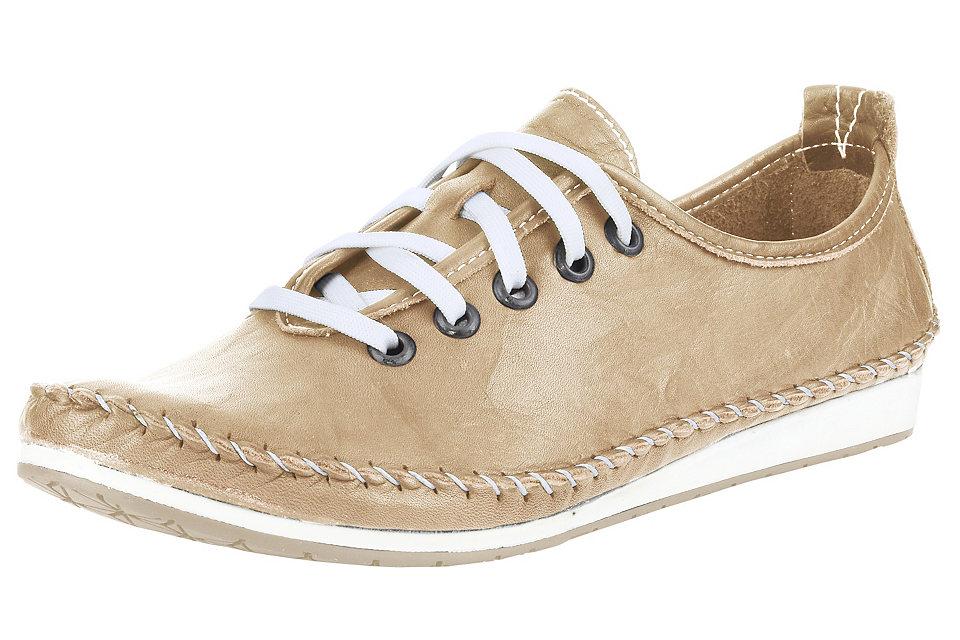 Туфли на шнуровке Otto