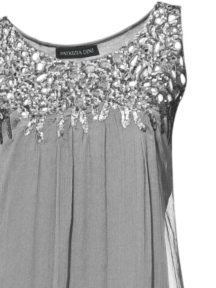 Платье с пайетками Otto