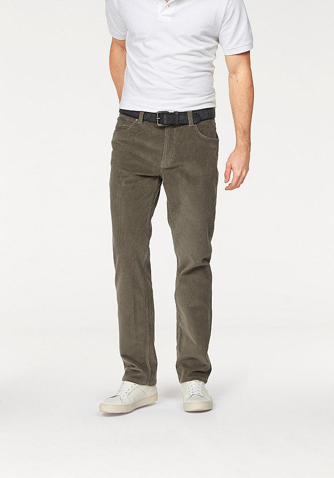 Grey Connection, брюки из вельвета OttoБрюки<br>Классический покрой с 5 карманами. Максимальный комфорт благодаря добавлению эластана. 98 % хлопка, 2 % эластана.<br><br>Size DE: 46<br>Colour: зеленый<br>Gender: Мужской<br>Age: Взрослый<br>Material: Верх: 98% хлопок / 2% эластан