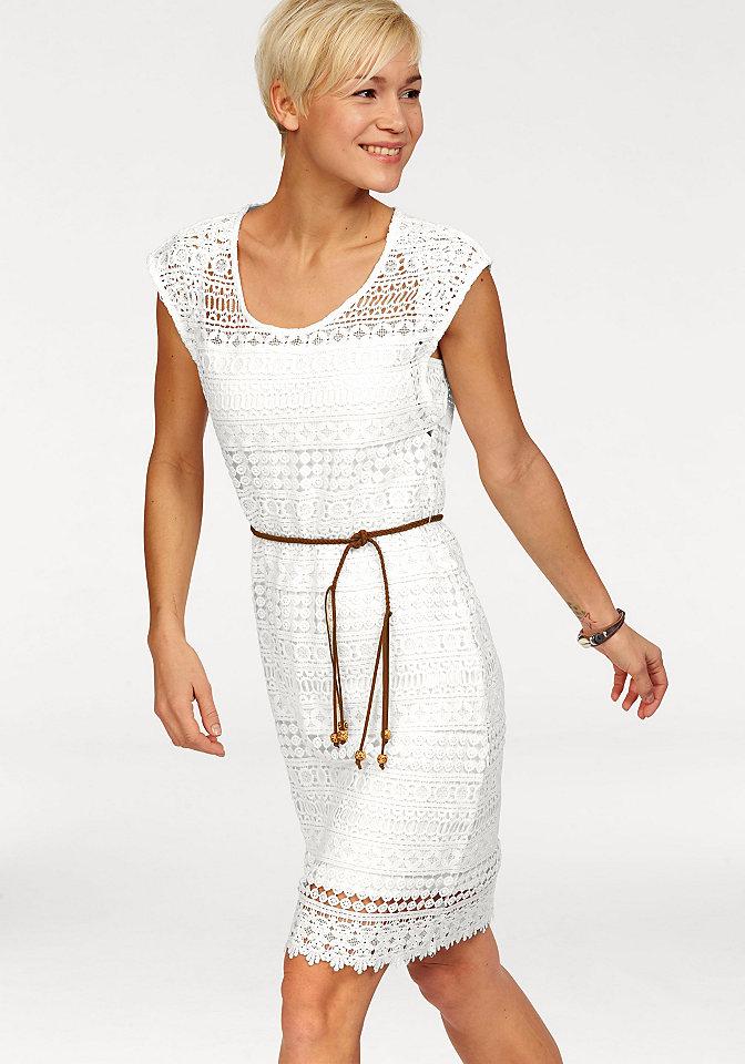 Комплект: кружевное платье + пояс Otto