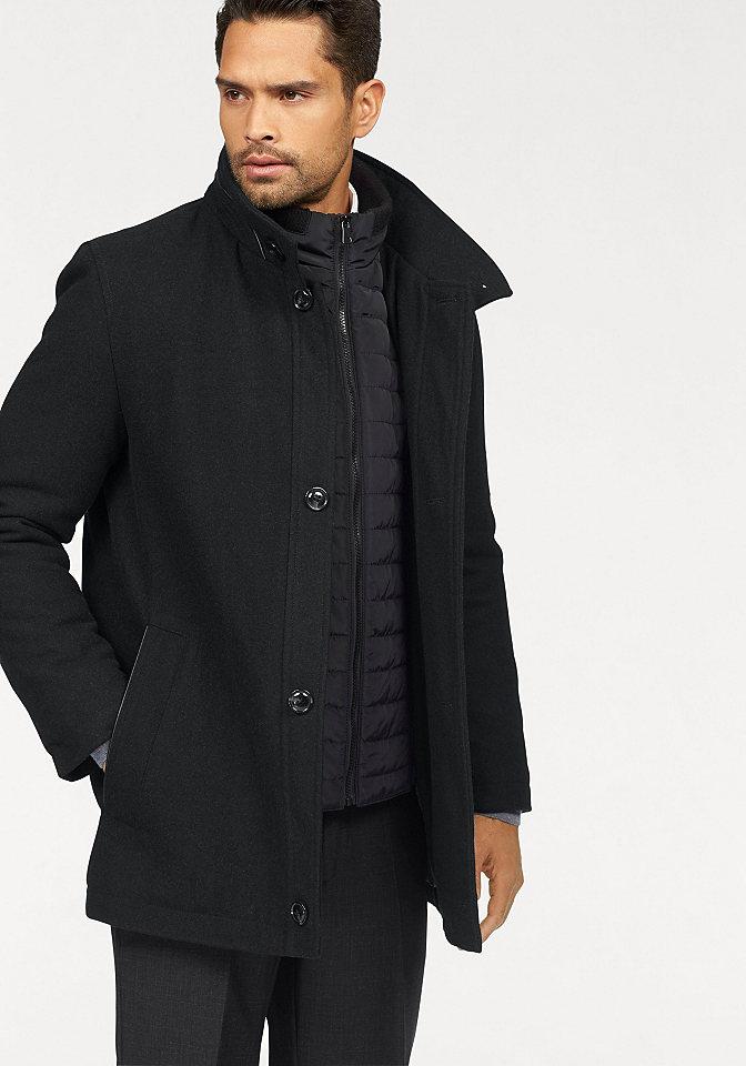 Шерстяное пальто Otto