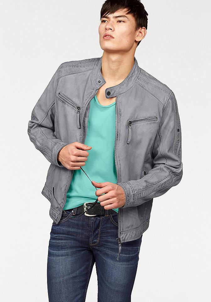 Кожаная куртка Otto