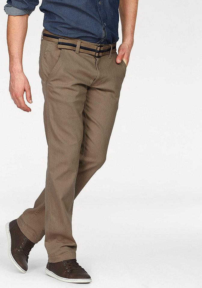 Комплект: брюки чинос + ремень Otto