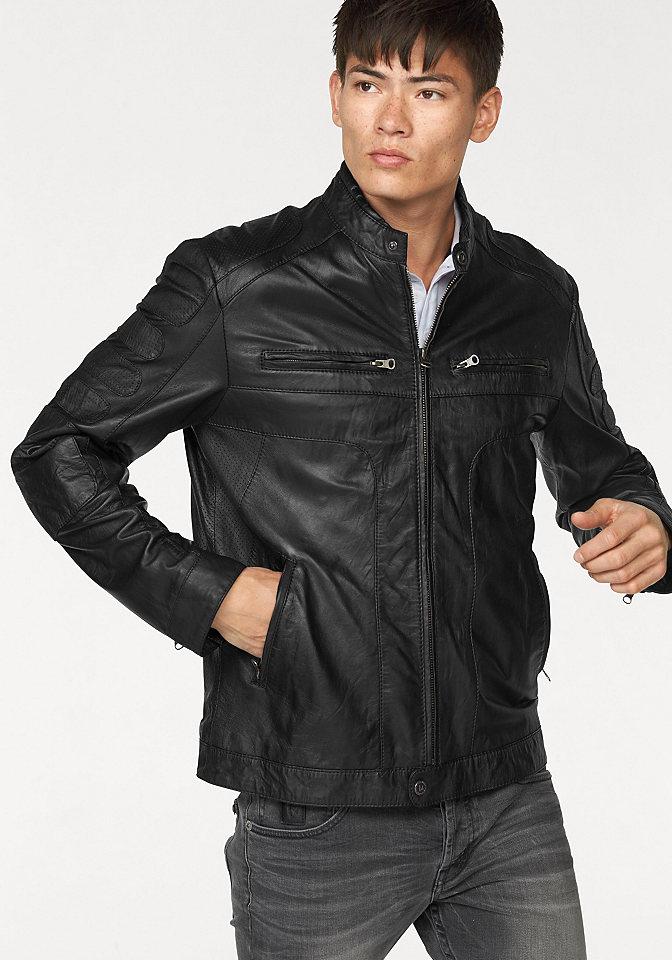 Bruno Banani кожаная куртка »Lynx« Otto