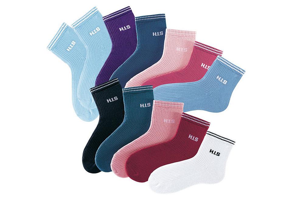 Женские короткие носки, H.I.S (7 пар) Otto