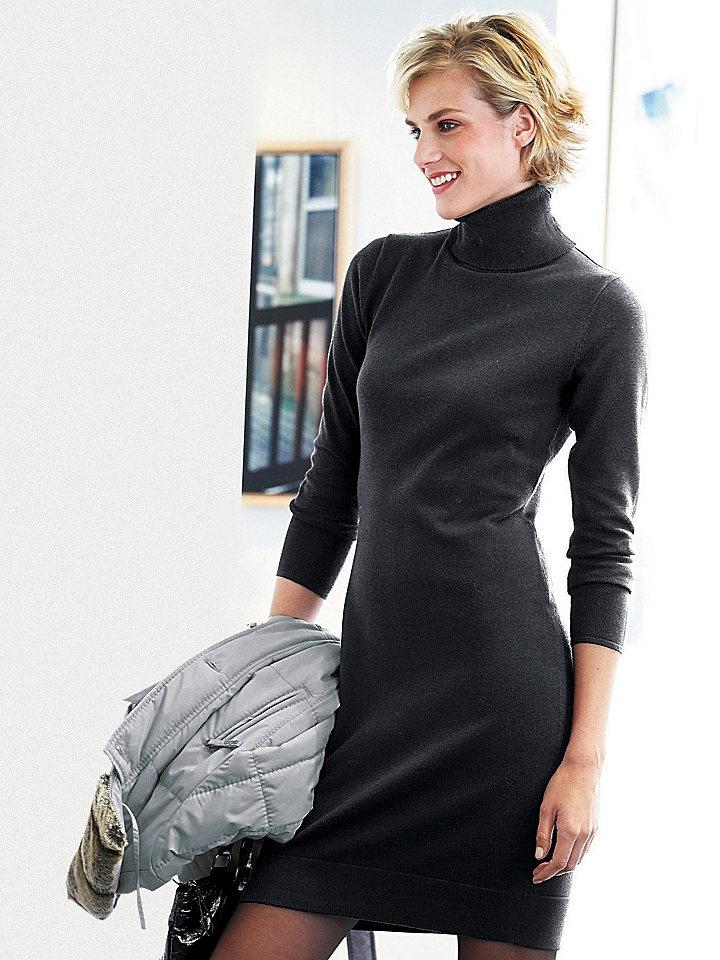 Платье с воротником гольф Otto