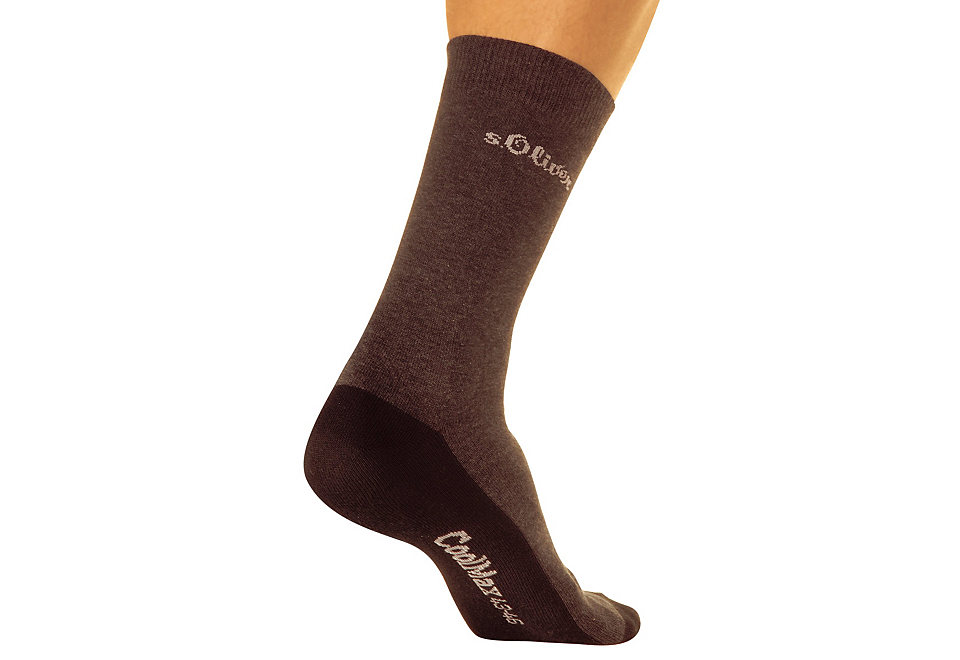 Мужские носки, s.Oliver (4 пары) Otto