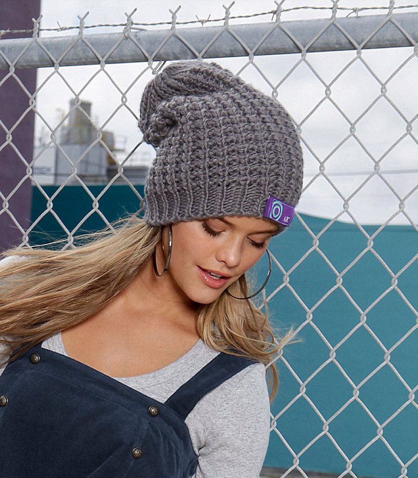 Модные вязанные шапочки как вязать