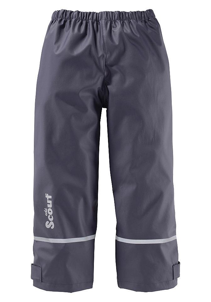Защитные брюки OttoКуртки и пальто<br>Защитные брюки от SCOUT. Идеальное решение для дождливой погоды, игр на пляже или детской площадке – максимальный комфорт для каждого ребёнка. Оптимальная защита в непогоду. Со светоотражающим принтом логотипа «SCOUT» и хлястиком на брючине. Практичный фасон без застёжки с поясом на резинке. Светоотражающие полоски на брючинах. Ширину нижнего края можно регулировать с помощью застёжки-«липучки», брюки не задираются. Сварные швы защищают от влаги. Верхний материал из 100 % полиэстера с полиуретановым покрытием.<br><br>Size DE: 128<br>Colour: синий<br>Age: Детский<br>Material: Верх: 100% полиэстер