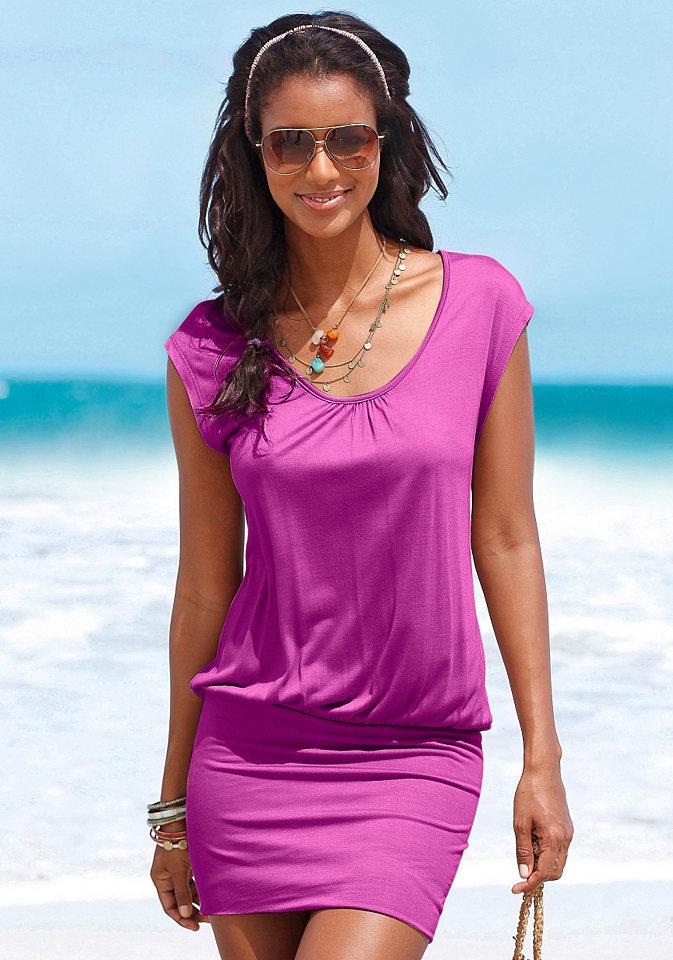 Длинная кофта, Beach Time OttoФутболки<br>Со сборкой на вырезе. Широкий пояс можно присборивать на нужную ширину. Длина ок. 98 см. Струящийся мягкий материал из 100 % вискозы.<br><br>Size DE: 44<br>Colour: красный<br>Gender: Женский<br>Age: Взрослый<br>Material: Верх: 100% вискоза