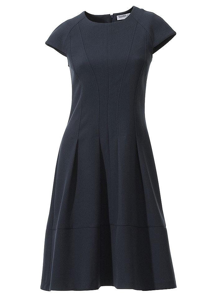 Платье с моделирующим эффектом из джерси Otto