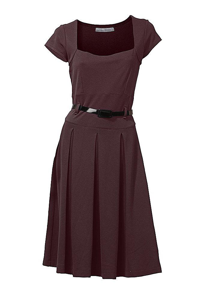 модели платья из джерси