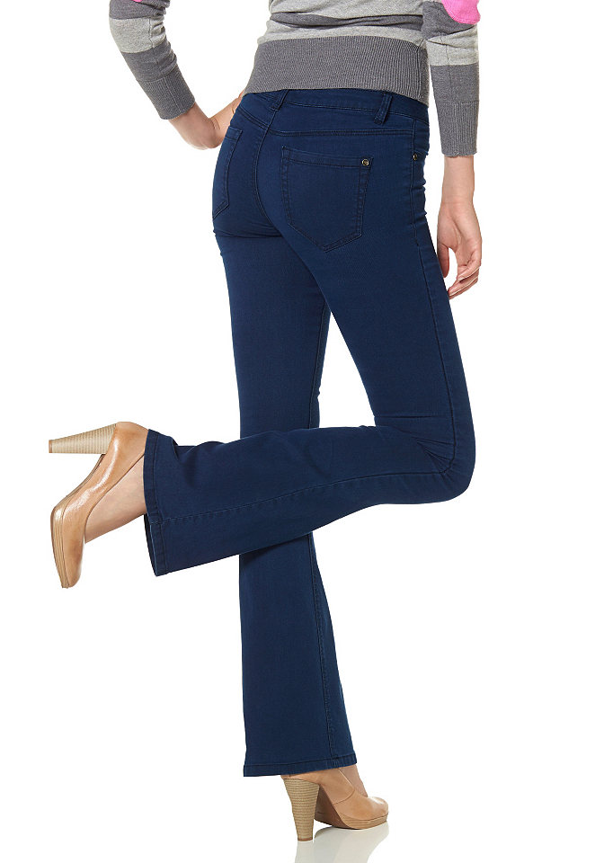 AJC, брюки «клёш» из очень эластичного материала Otto