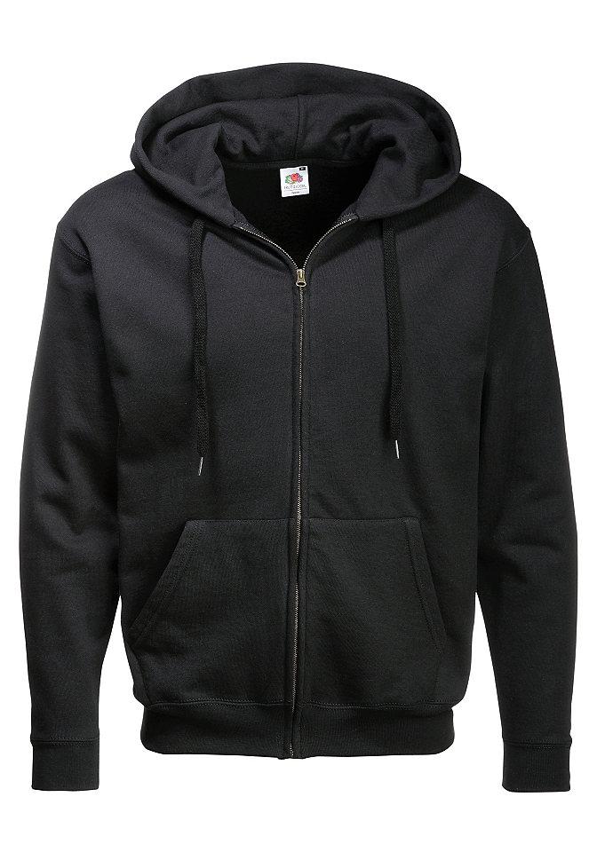 Трикотажная куртка с капюшоном Otto
