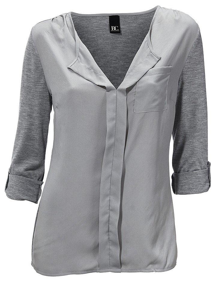 Трикотажная блузка Otto