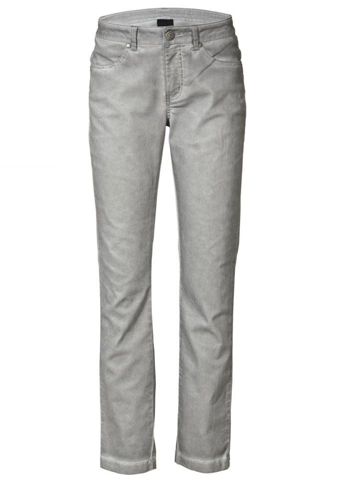 B.C. BEST CONNECTIONS Kalhoty roury stříbrnošedá - Kratší provedení (K)