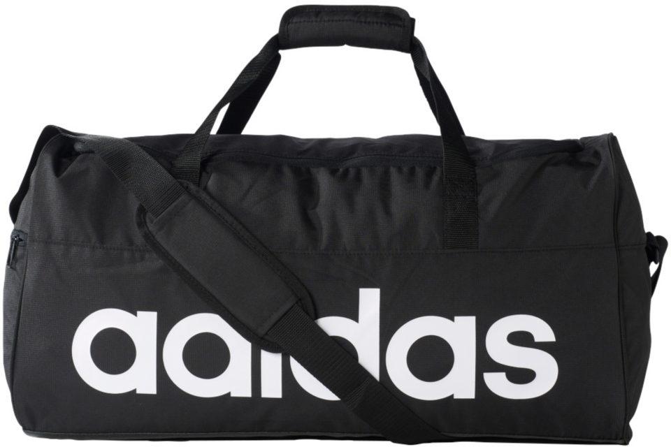 ADIDAS PERFORMANCE Sportovní taška Adidas Performance černá/bílá - Normální délka (N)