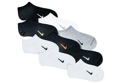 NIKE Nízké ponožky Nike (3 páry) 3x černá