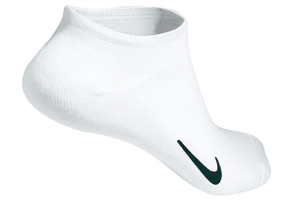 NIKE Nízké ponožky Nike (3 páry) 3x bílá