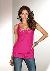Laura Scott Hossz� top