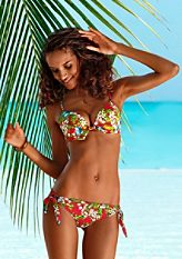 Push-up bikini, Buffalo