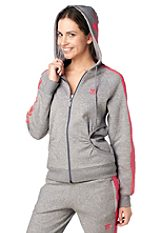adidas Originals Kapucnis fels�r�sz, �Girly Zip Hoodie�